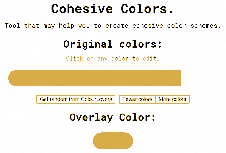 Cohesive Color - Http5000