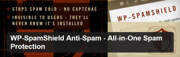 WP-SpamShield Anti-spam - Http5000