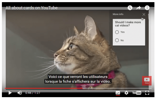 Fiches Youtube - Http5000