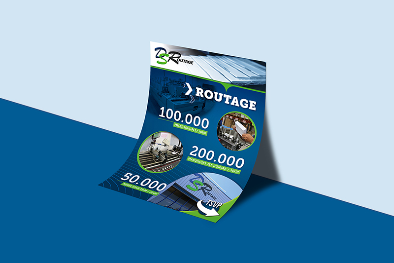 DS Routage - http5000